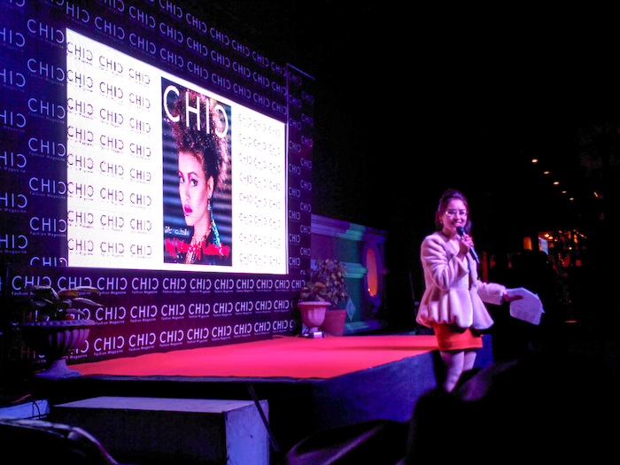 CHIC Fashion Magazine Official Launch at Ret Carpet Restro and Bar