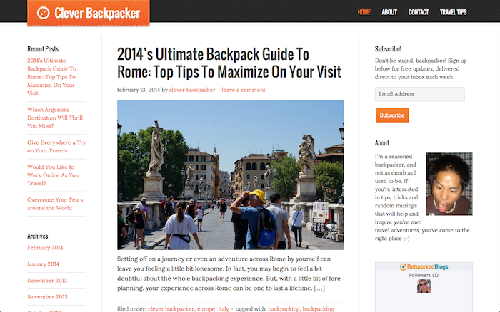 cleverbackpacker.com