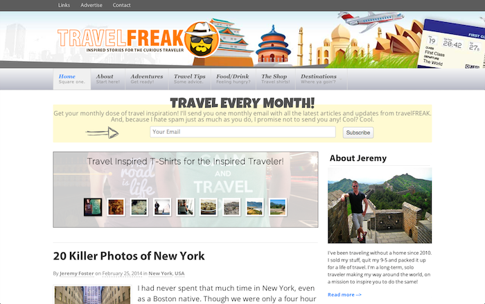 travelfreak.net