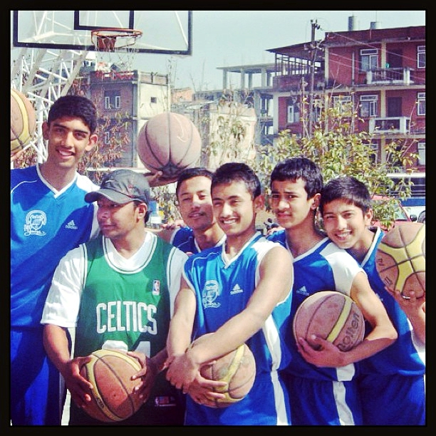 GEMS Basketball Team