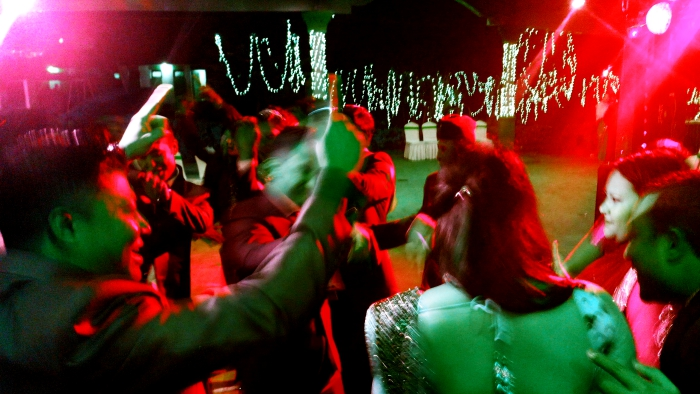 Guests Dancing in Shilpa Suwal's Wedding