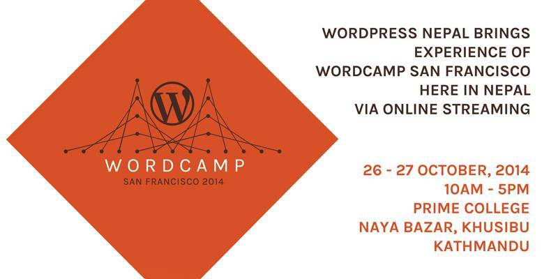 WordCamp San Francisco Online Streaming